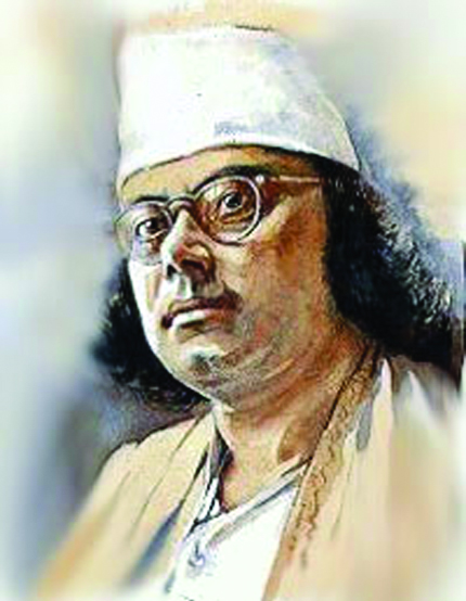 Poet Nazrul's birth anniv today