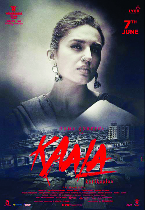 Huma Qureshi's look from Kaala Karikaalan will leave you intrigued!