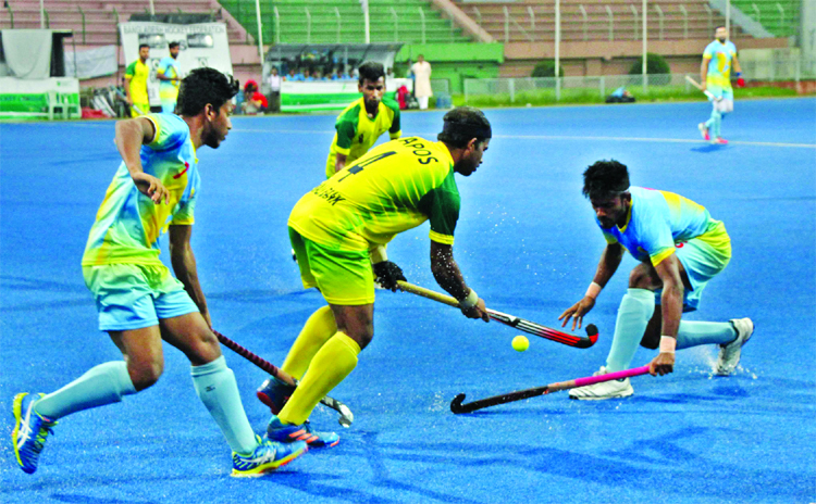 Premier Div Hockey Abahani defeat Sonali Bank