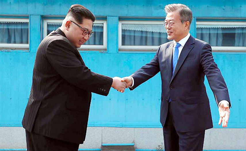 S Korea relieved about Trump-Kim summit revival efforts