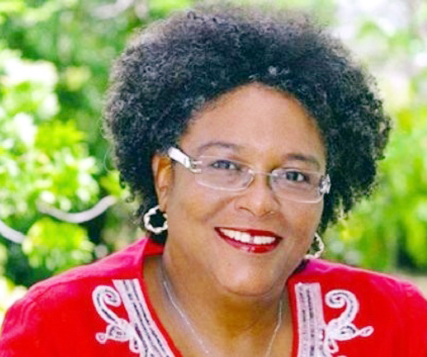 Barbados elects first female PM