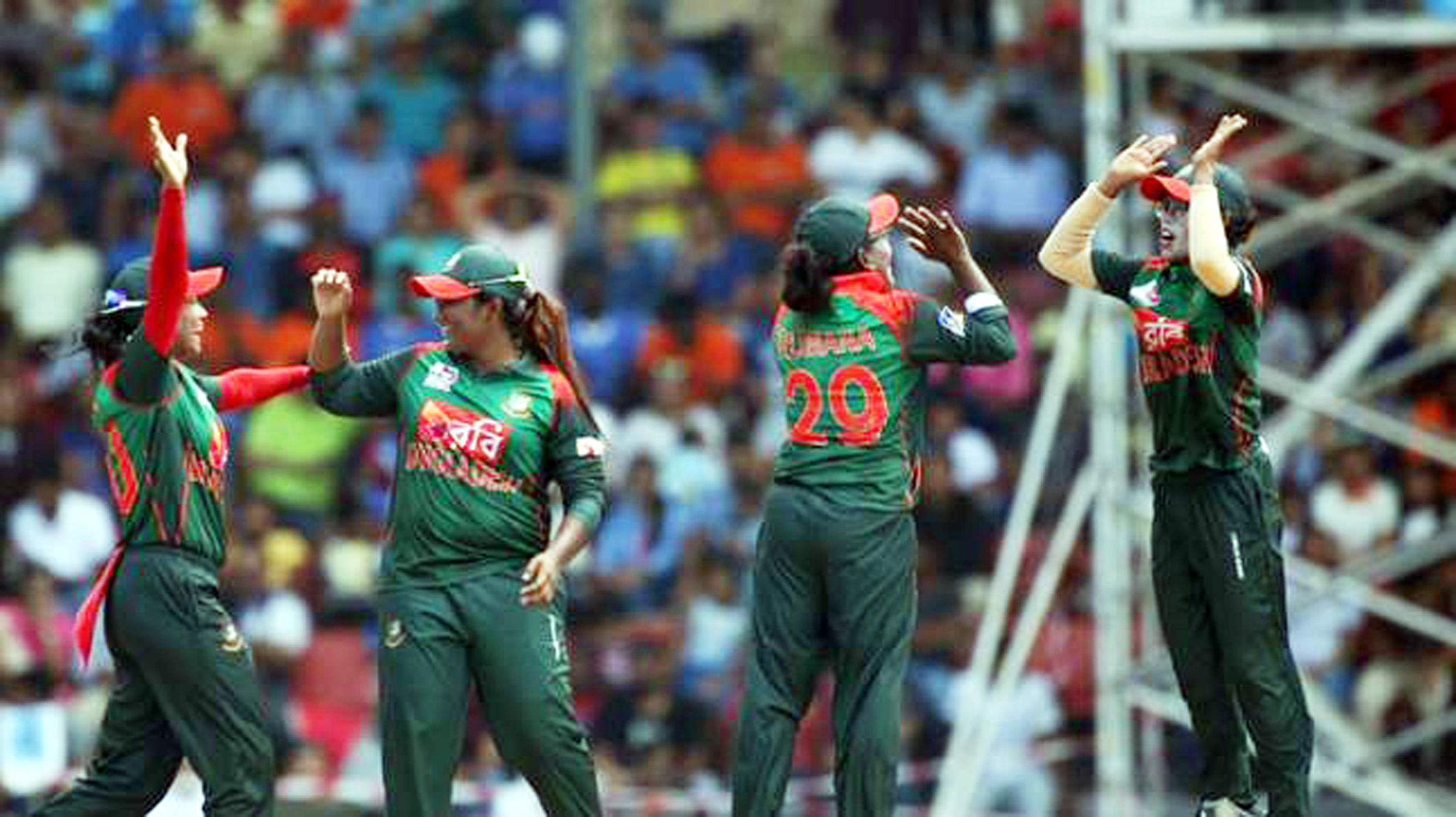 Bangladesh become Women's Asia Cup T20 champions