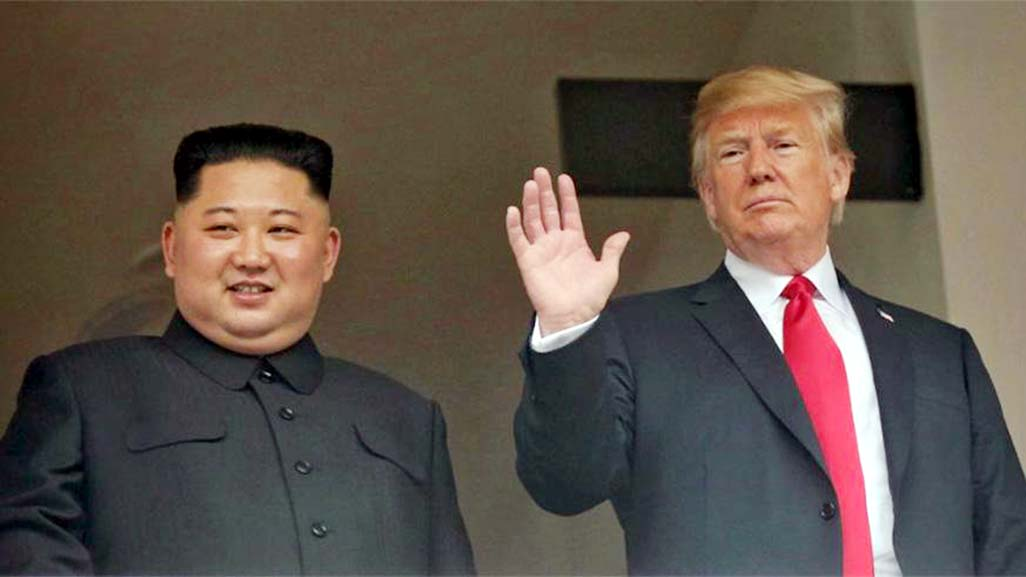 N Korean state media hails Kim-Trump summit success