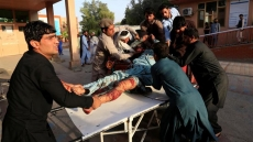 Afghanistan Eid car bomb, claimed by Islamic State, kills 26
