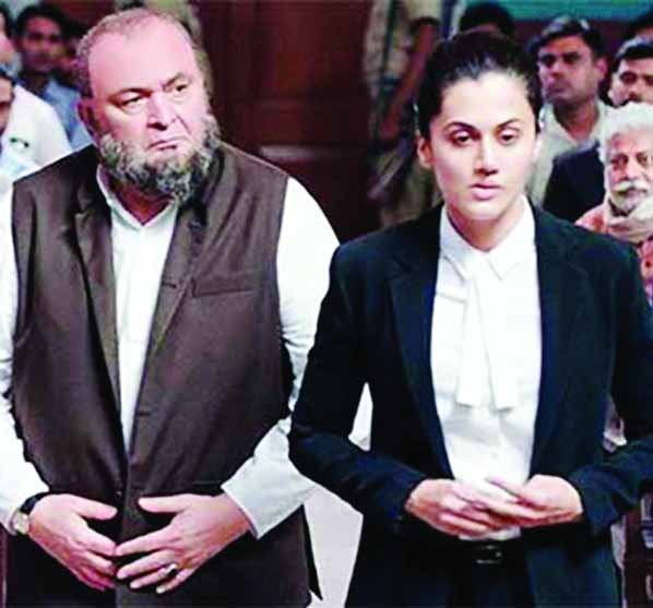 Taapsee Pannu begins work with dream director Sujoy Ghosh