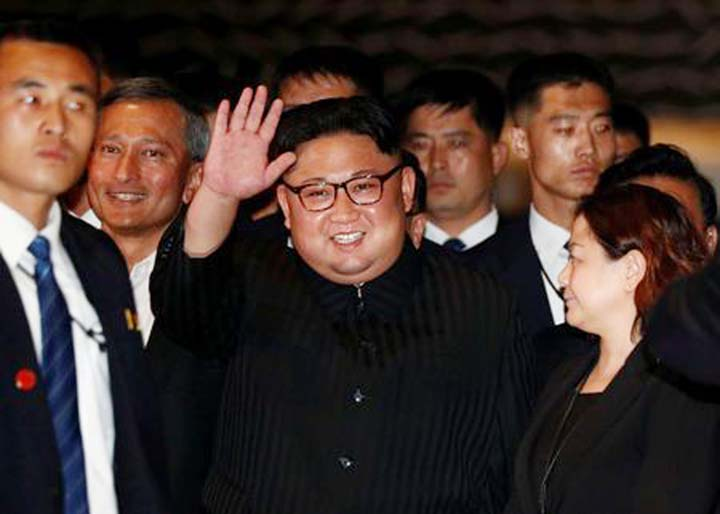 Kim Jong in China to discuss next steps on nukes