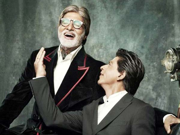 Shah to co-produce Amitabh starrer 'Badla'