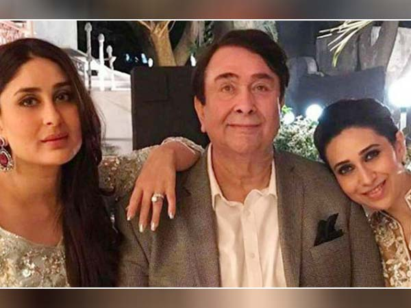 Here's what Kareena, Karisma gifted Randhir Kapoor for Father's Day