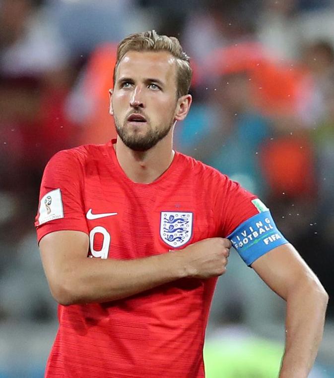 Harry Kane : England's new prince