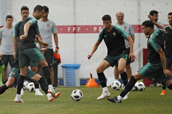 Ronaldo seeks encore against 'battle-hardened' Morocco