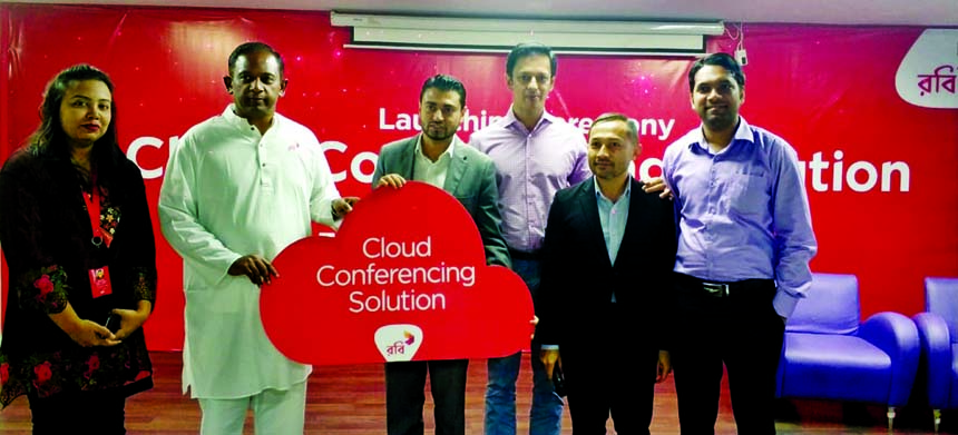 Robi introduces cloud conferencing solution
