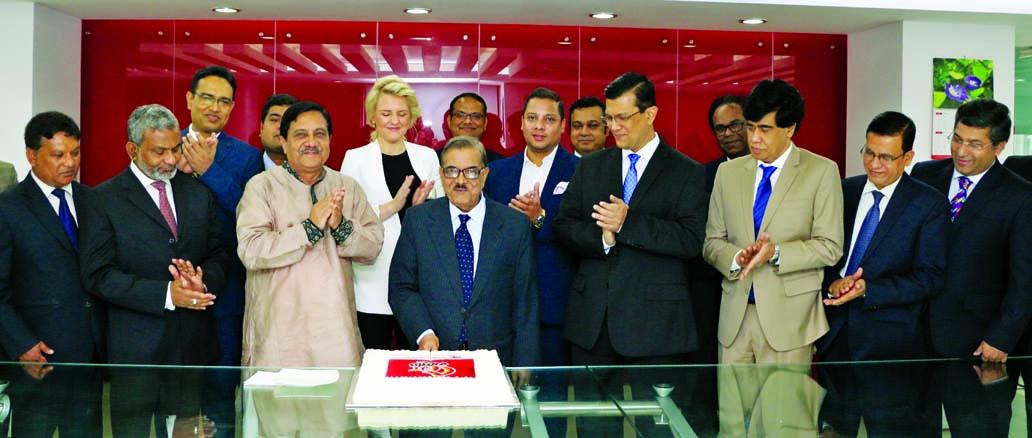 MBL celebrates 5th anniv