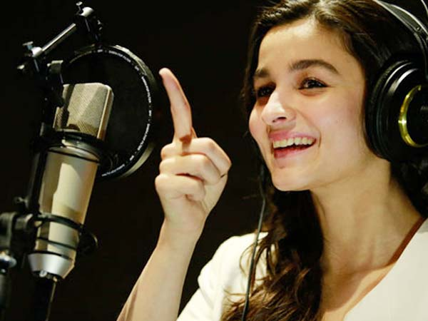Alia Bhatt will play as singer in Ashwiny Iyer Tiwari's next