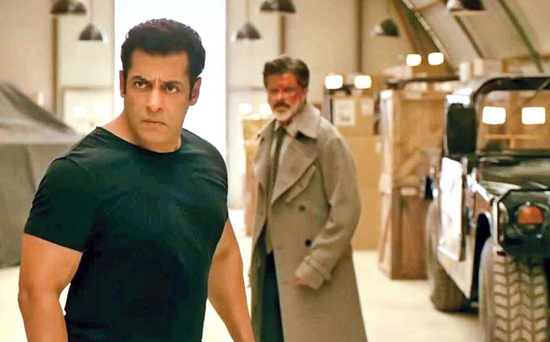 Race 3 inches towards Rs 200 cr mark
