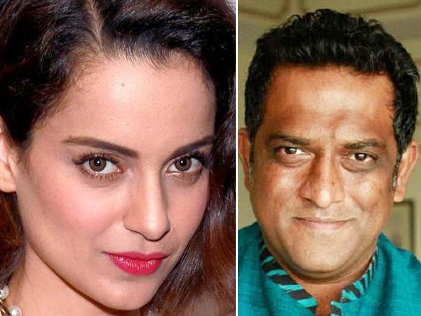 Kangana, Anurag Basu to reunite after eight years