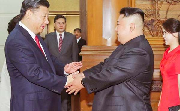 N Korea, China agree to boost `strategic, tactical` cooperation