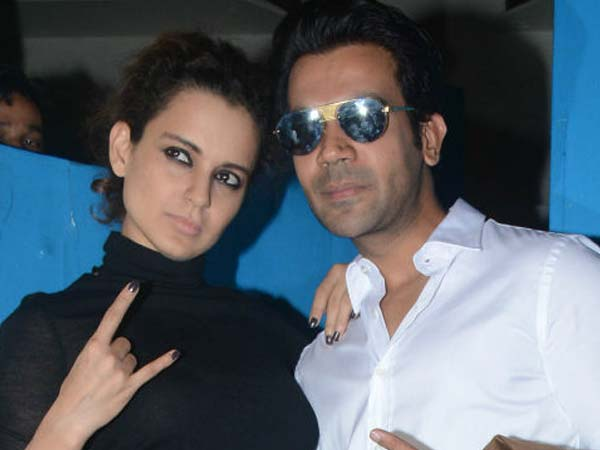 Rajkummar Rao, Kangana to come together again