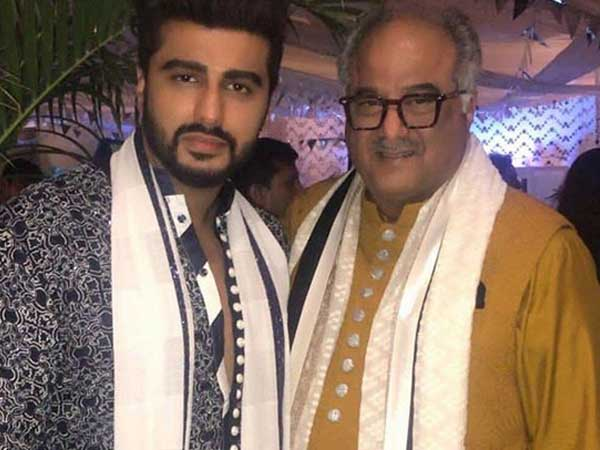 Arjun to reunite with father Boney Kapoor