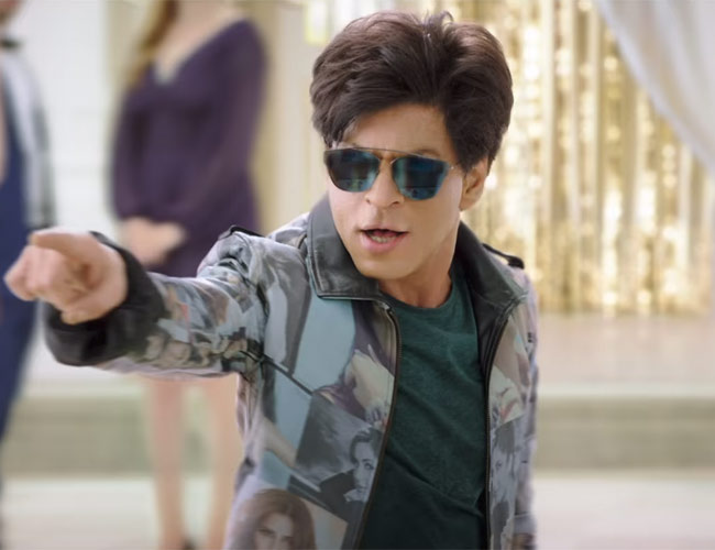 Shah Rukh finishes Zero shooting
