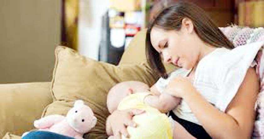 Breastfeeding may reduce hypertension risk