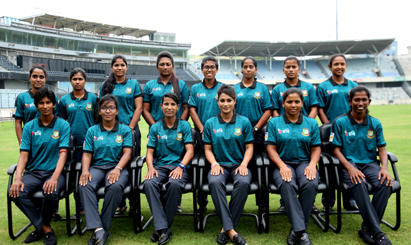 Bangladesh National Women's Cricket team leaves for Ireland today