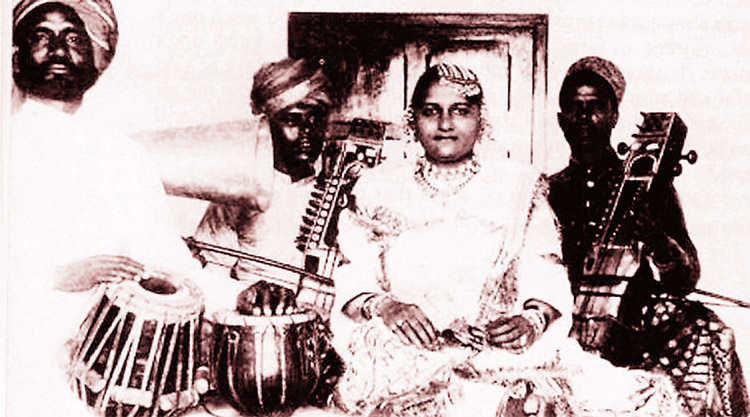 Janki Bai was called Chhappan Chhuri - she of the 56 knife gashes