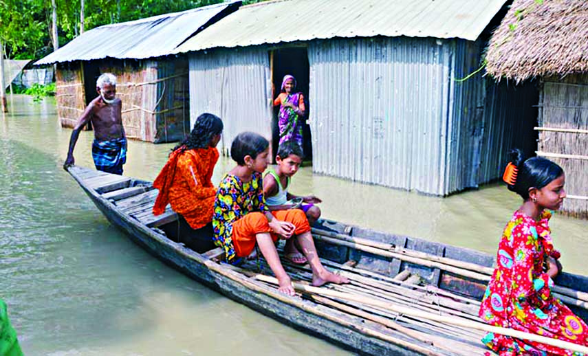 Flood victims need urgent relief