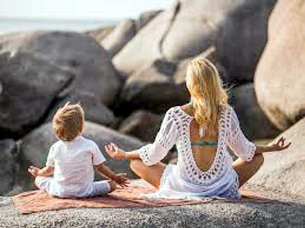 Mother's healthy lifestyle can reduce childhood obesity