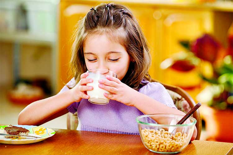 What  should be your  daily  intake  of milk?  Is it good only for kids?