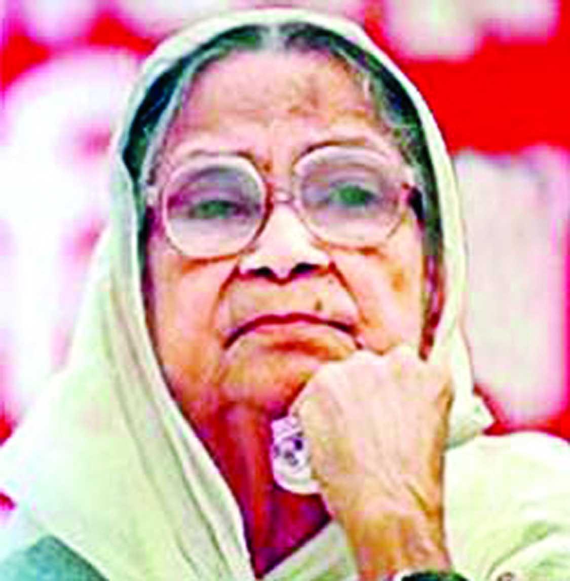 Poet Begum Sufia Kamal
