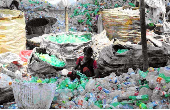 Recycle waste to recycle Dhaka for a healthy life