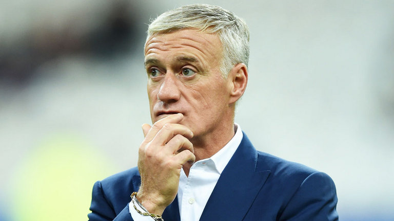 France coach Deschamps on verge of history