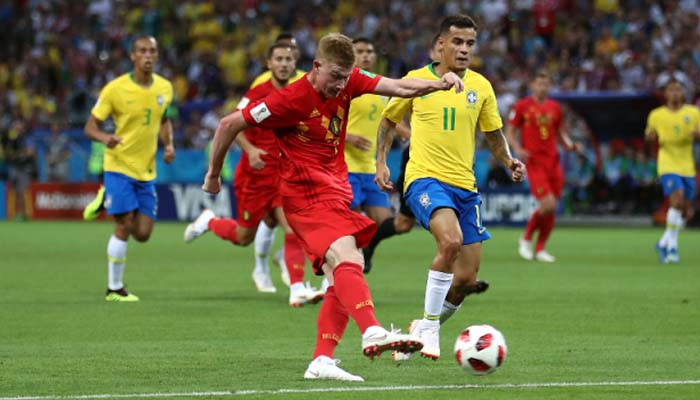 Top 5 matches so far in FIFA World Cup 2018