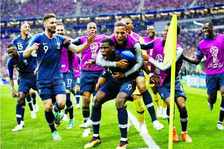France bag the Cup for 2nd time