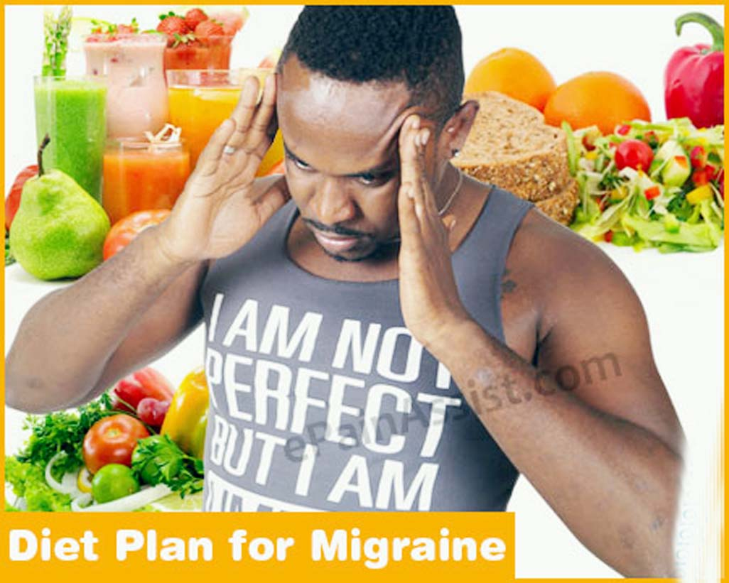 Food items that reduce migraine