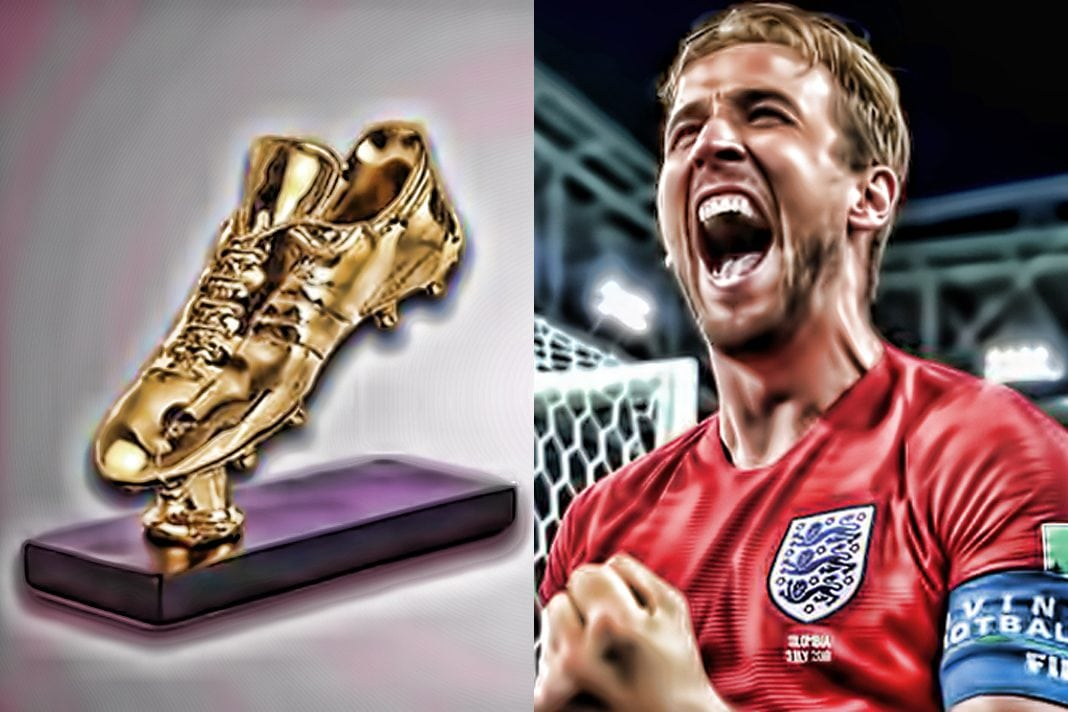 Harry Kane wins Golden Boot