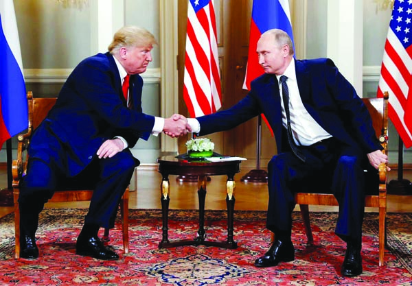 US seeks better ties with Russia
