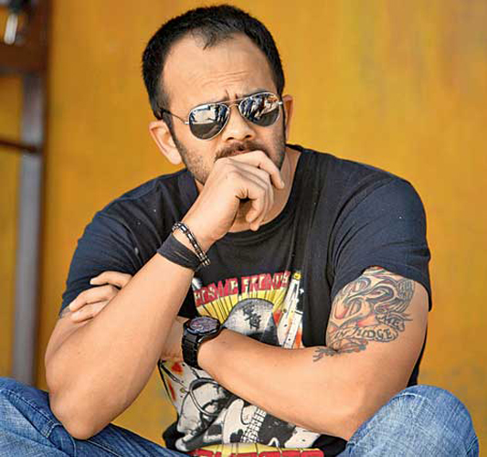 Rohit Shetty starts shooting for Khatron Ke Khiladi in Argentina