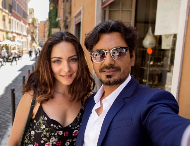 Italian actress roped in for Nawazuddin's next flick