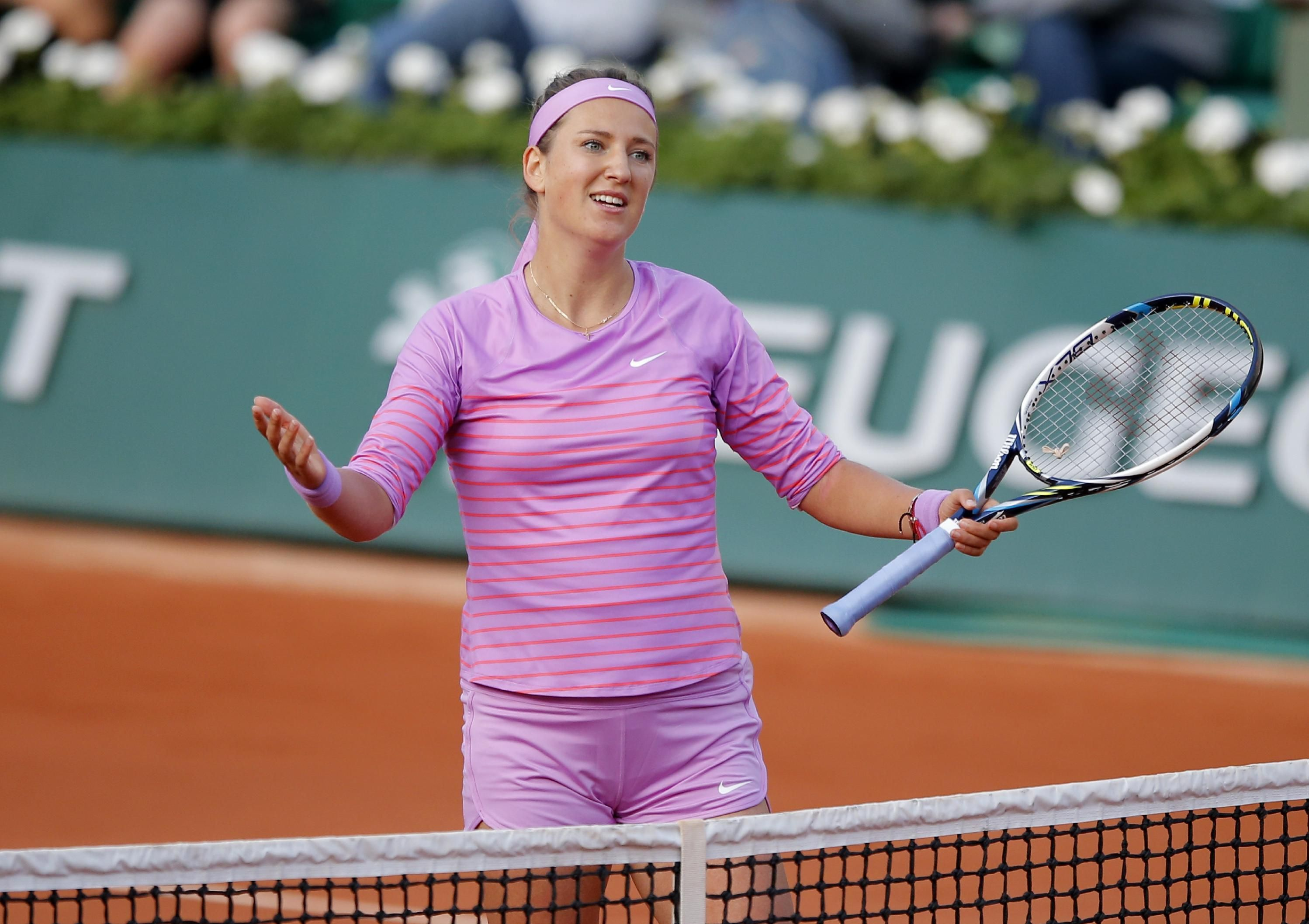 Two-time finalist Azarenka misses direct entry for US Open