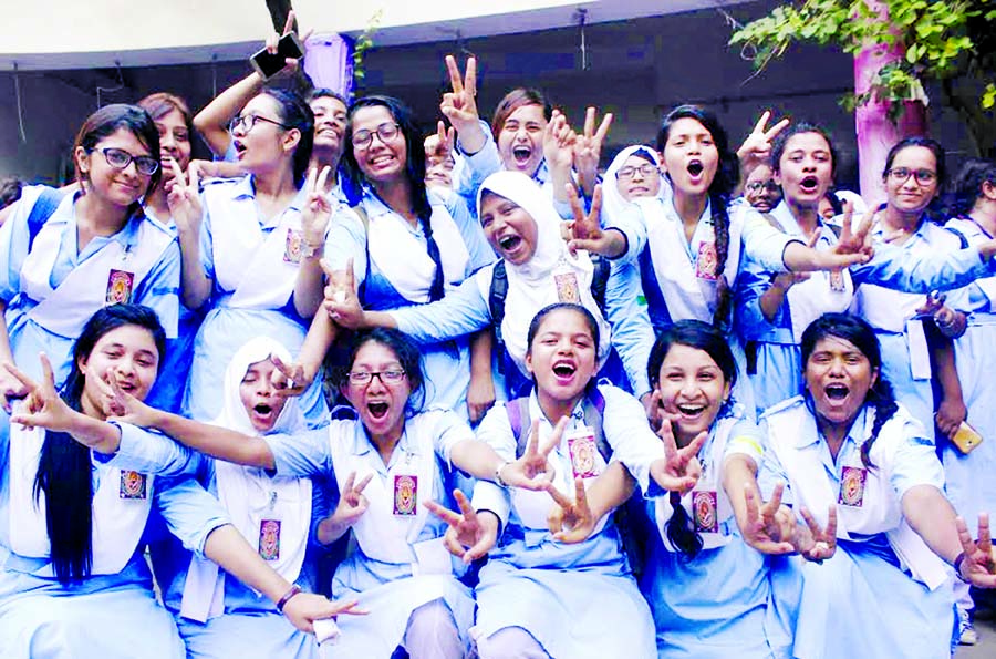 66.64pc pass in HSC exams