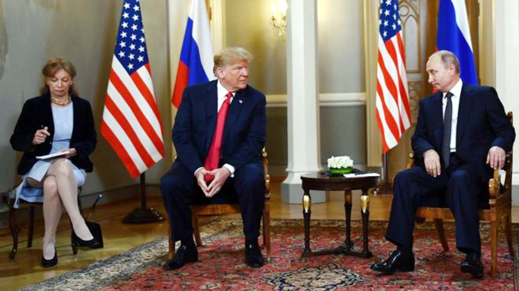 Trump-Putin summit: Democrats call for interpreter to testify