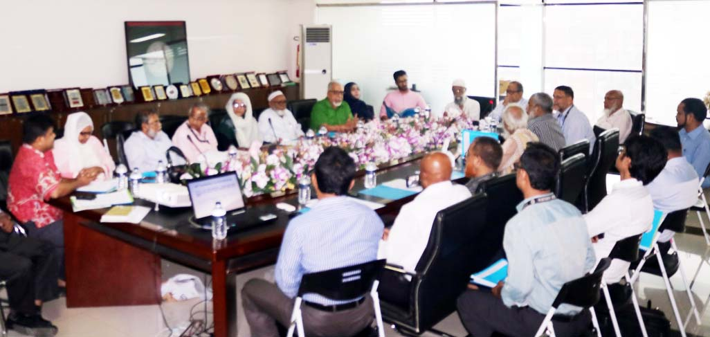 NUB holds 26th Academic Council meeting