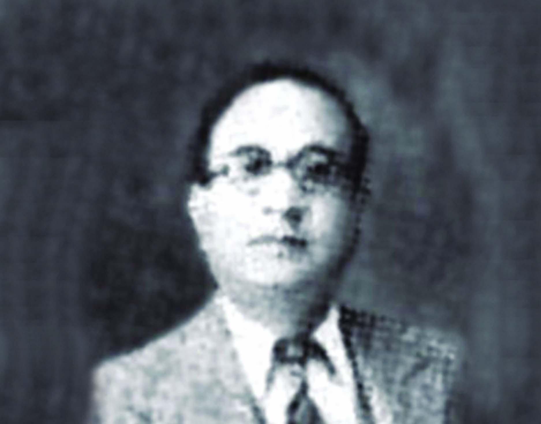 Professor Shahid Suhrawardy