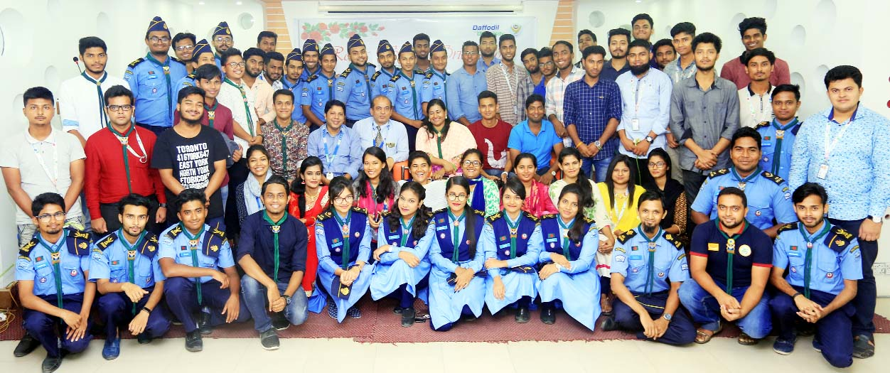 Orientation of newly enrolled DIU Air rovers held