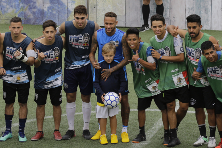 'I couldn't look at a football' after the World Cup: Neymar
