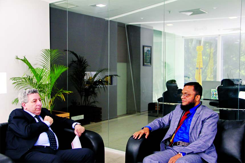 Brazil to boost trade with BD: Envoy