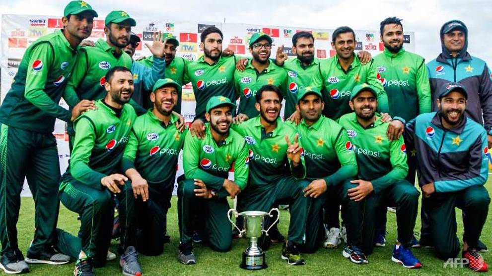 Pakistan thrash Zimbabwe for ODI series sweep