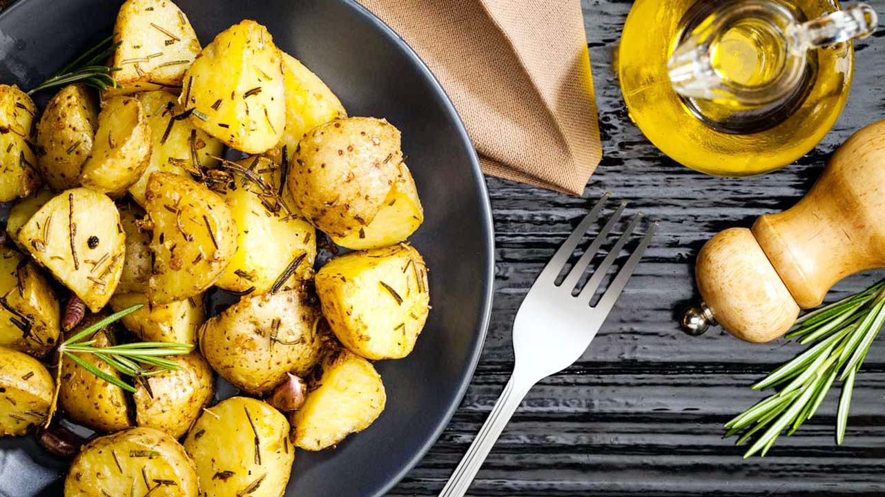 Potato is not just about carbs!