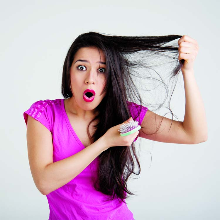 8 reasons women and men lose hair